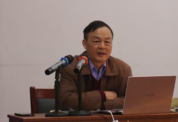 王晓春校长举办专题讲座