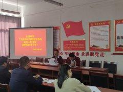 王晓春校长莅临机电工程分院调研和指导工作