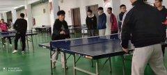 我校乒乓球队参加校友赛荣获第三名