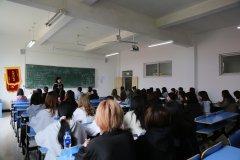 教育分院举行说课比赛