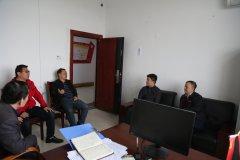 京东物流总公司人力资源部领导来我校洽谈校企合作工作