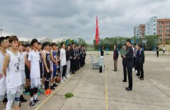 建筑艺术分院开展春季篮球赛
