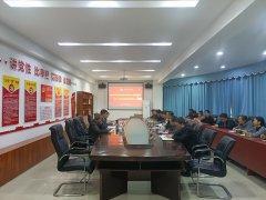 省委党史学习教育第九巡回指导组第六小组来我校开展第二阶段巡回指导