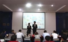 """我校信息工程分院举办2018年""""互联网+大学生创新创业大赛"""