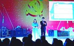 校音乐协会举行十一周年庆汇演