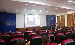 江西科技职业学院举行防范校园贷风险宣讲会